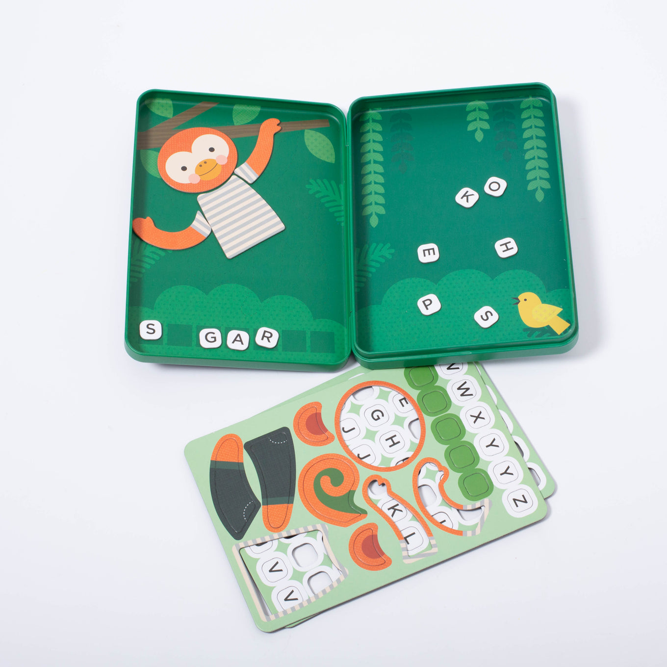 Magnetic Travel Game | Hang on Monkey