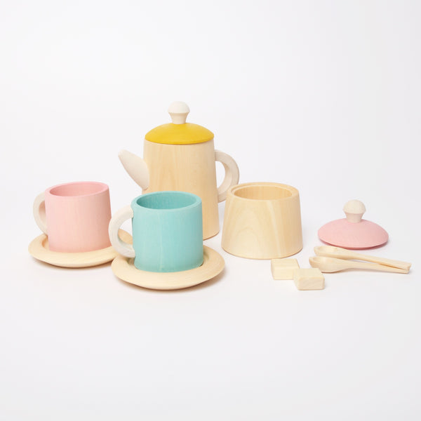 Raduga Grez Tea Set | Conscious Craft