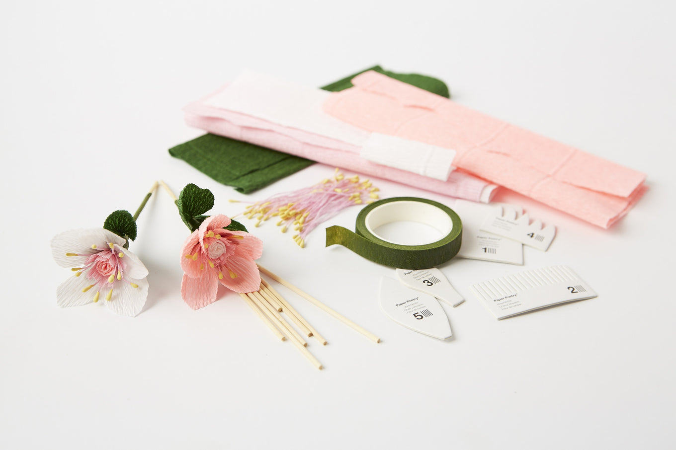Make Your Own Cherry Blossom - DIY Set