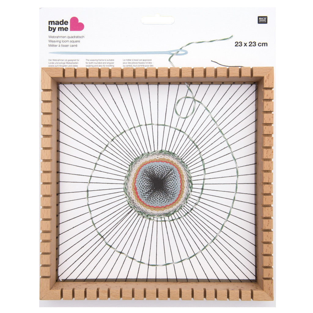 Square Weaving Frame