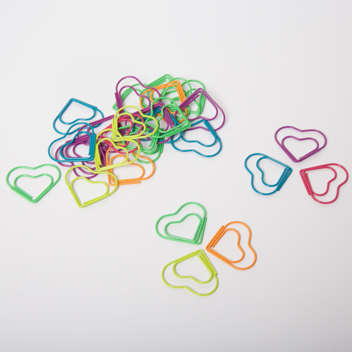 Paper Clips | Hearts