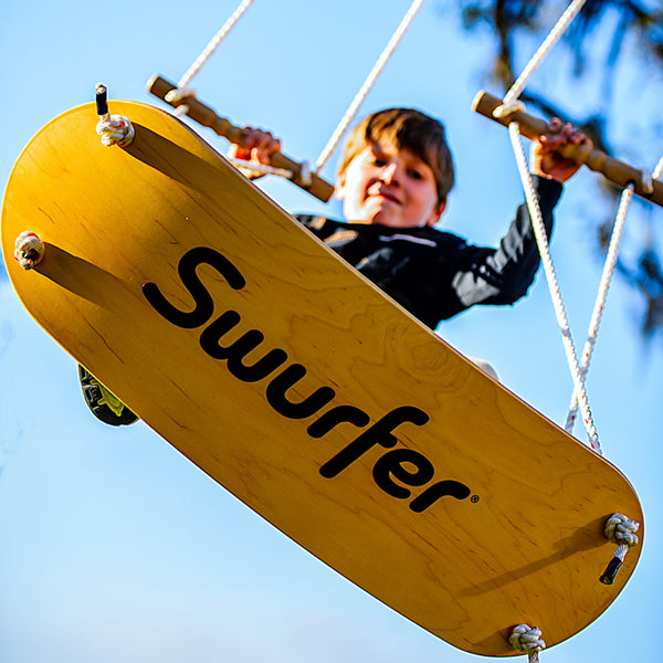 Rope Swing Swurfer | Conscious Craft