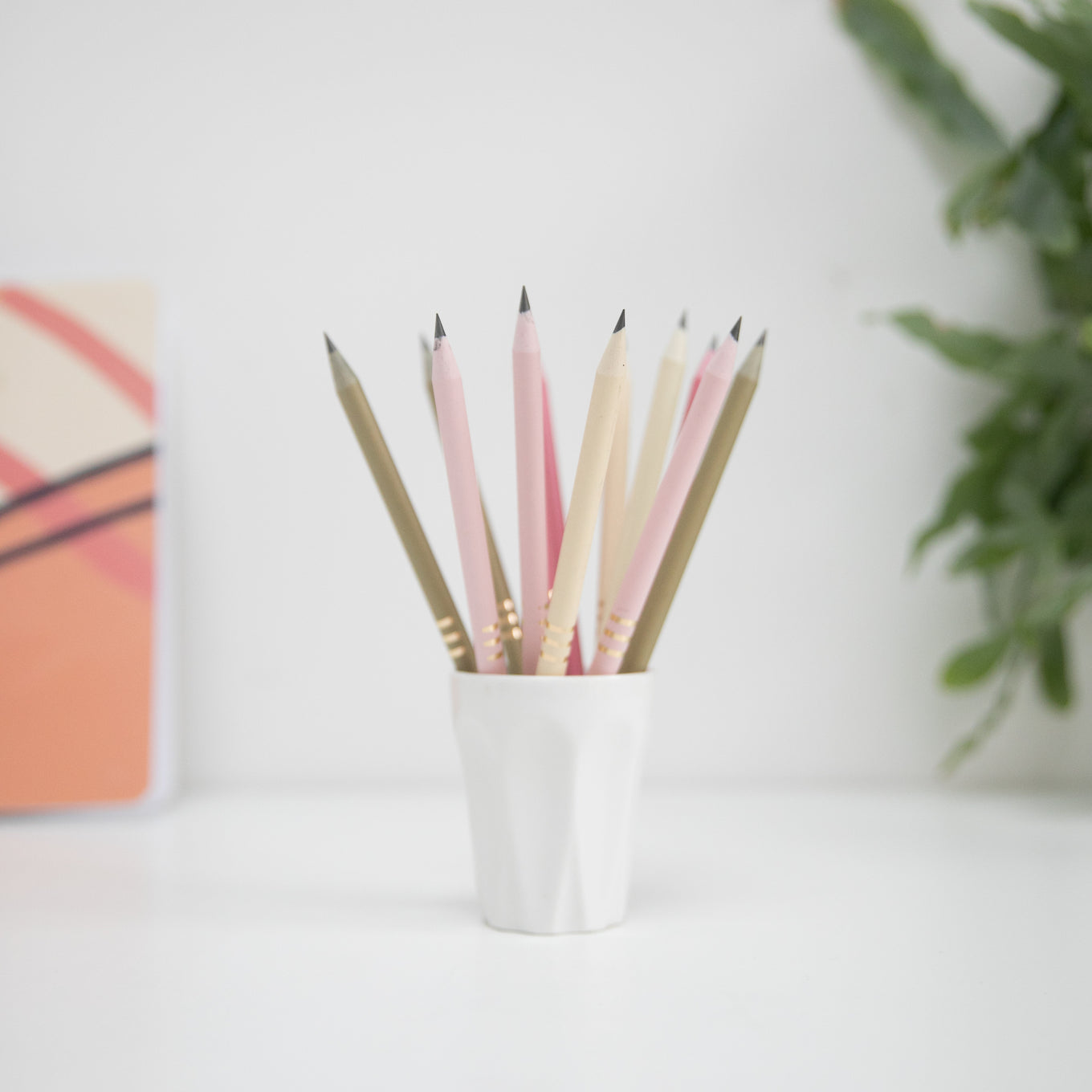 Gold Pencils | 3 Pack