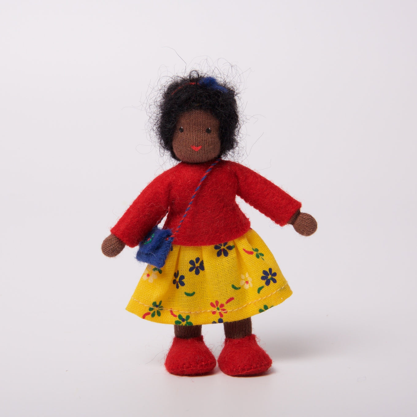 Dolls House | Girl With Dark Skin