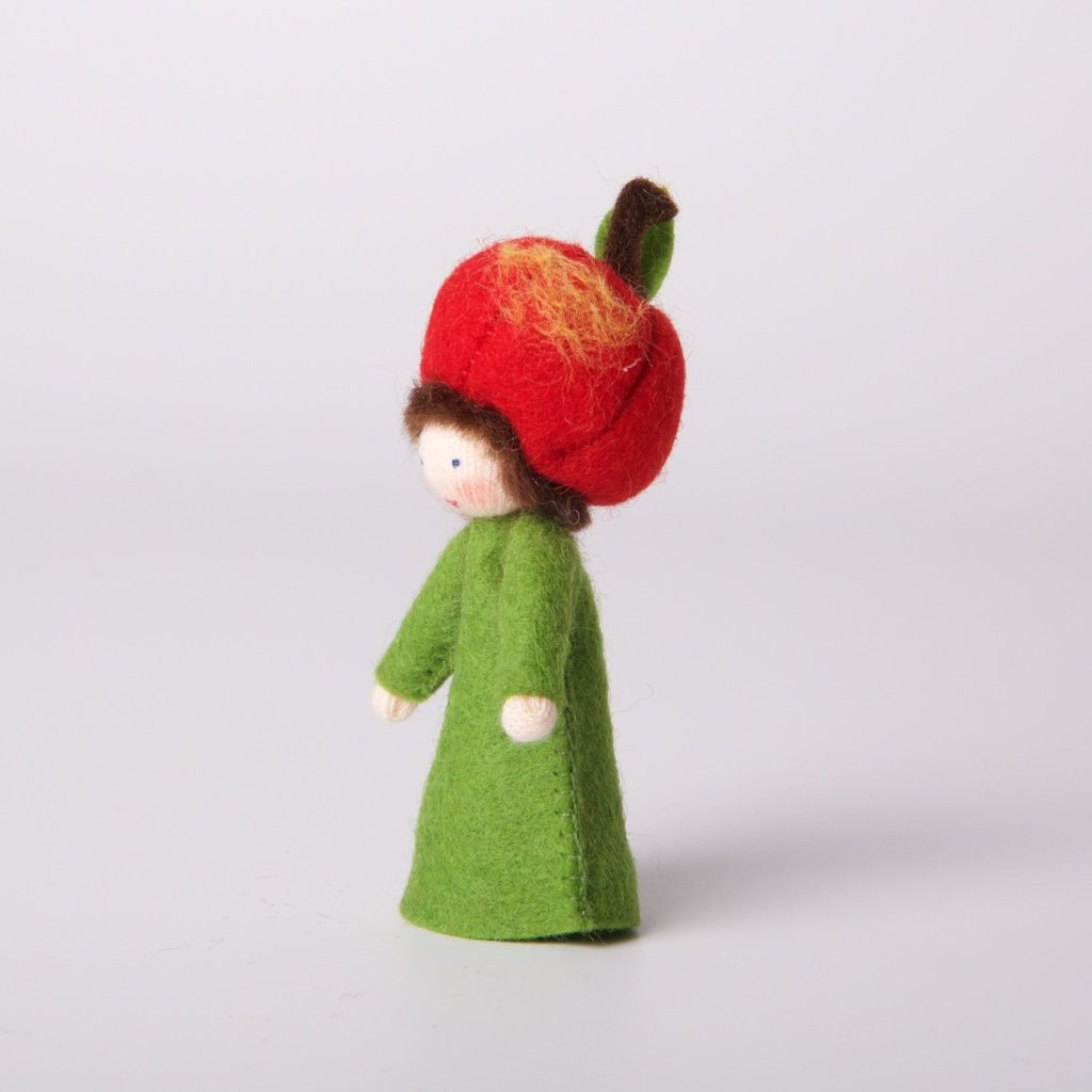 Flower Fairy With Flower On Head | Apple