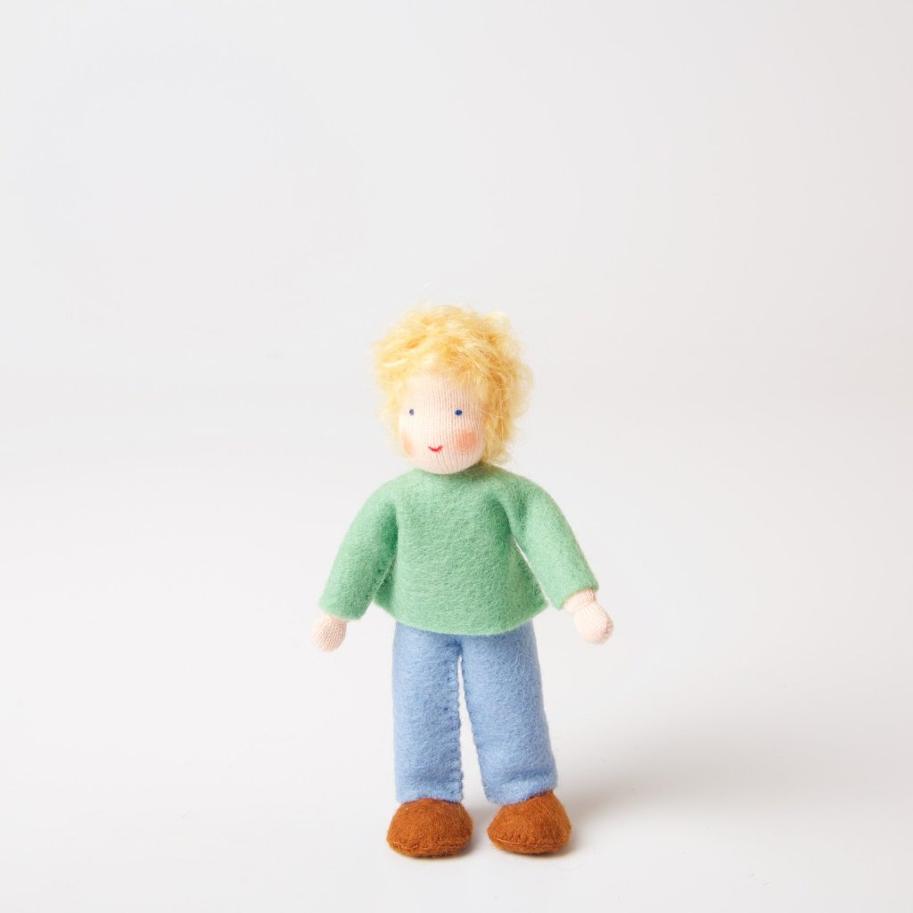 Dolls House | Boy With Blonde Hair
