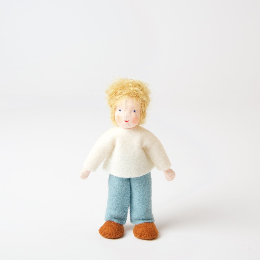 Dolls House | Boy With Blond Hair