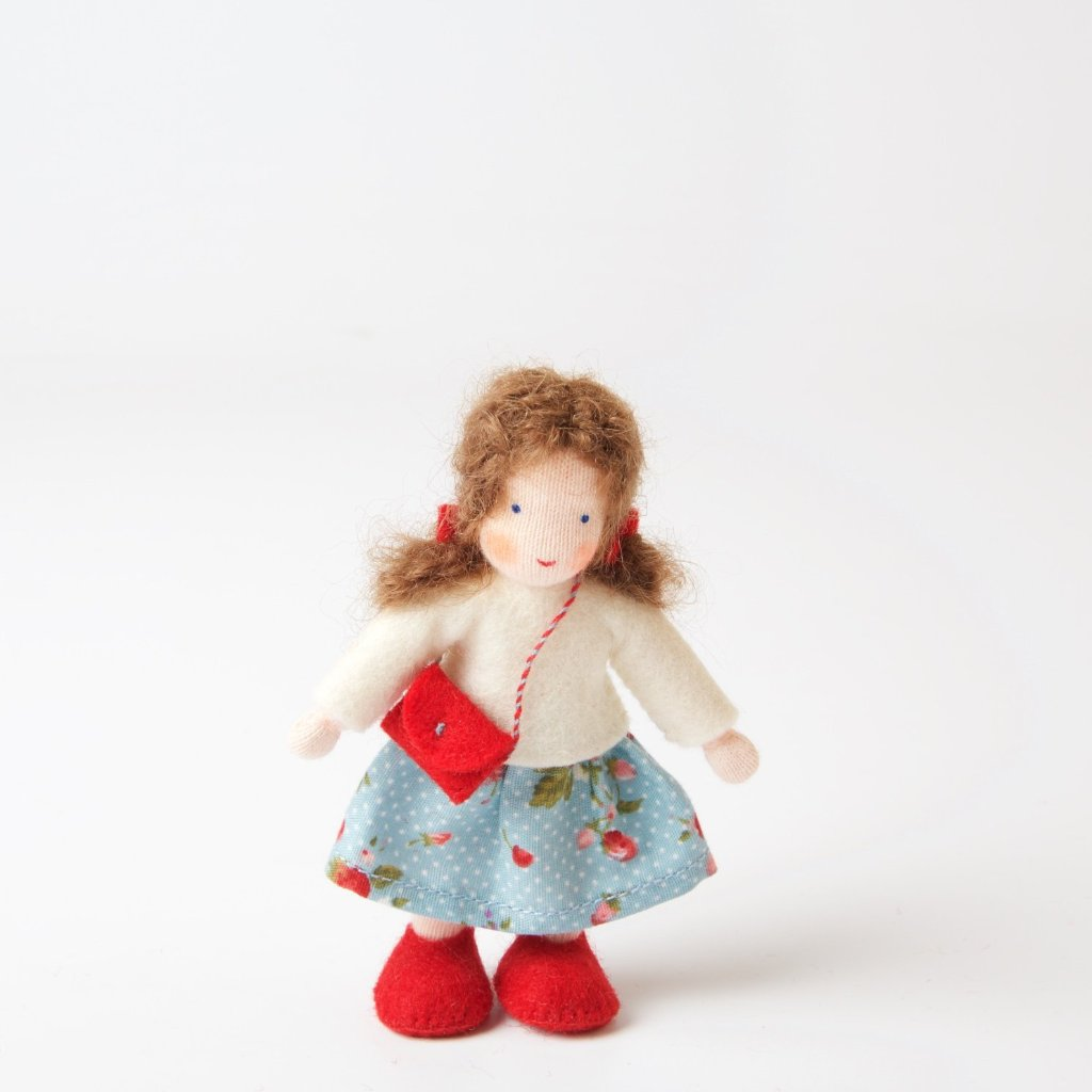 Dolls House | Girl With Brown Hair