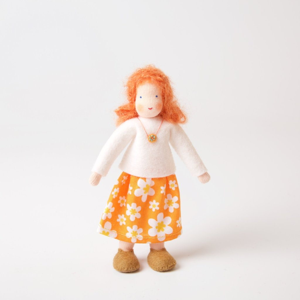 Dolls House | Mother With Red Hair