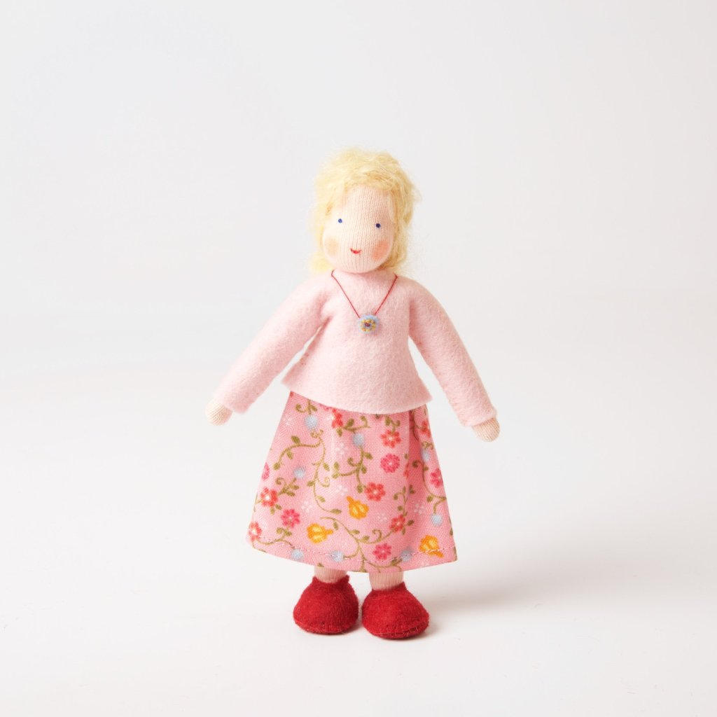 Dolls House | Mother With Blonde Hair