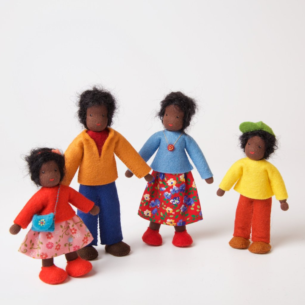 Dolls House | Father with Dark Skin