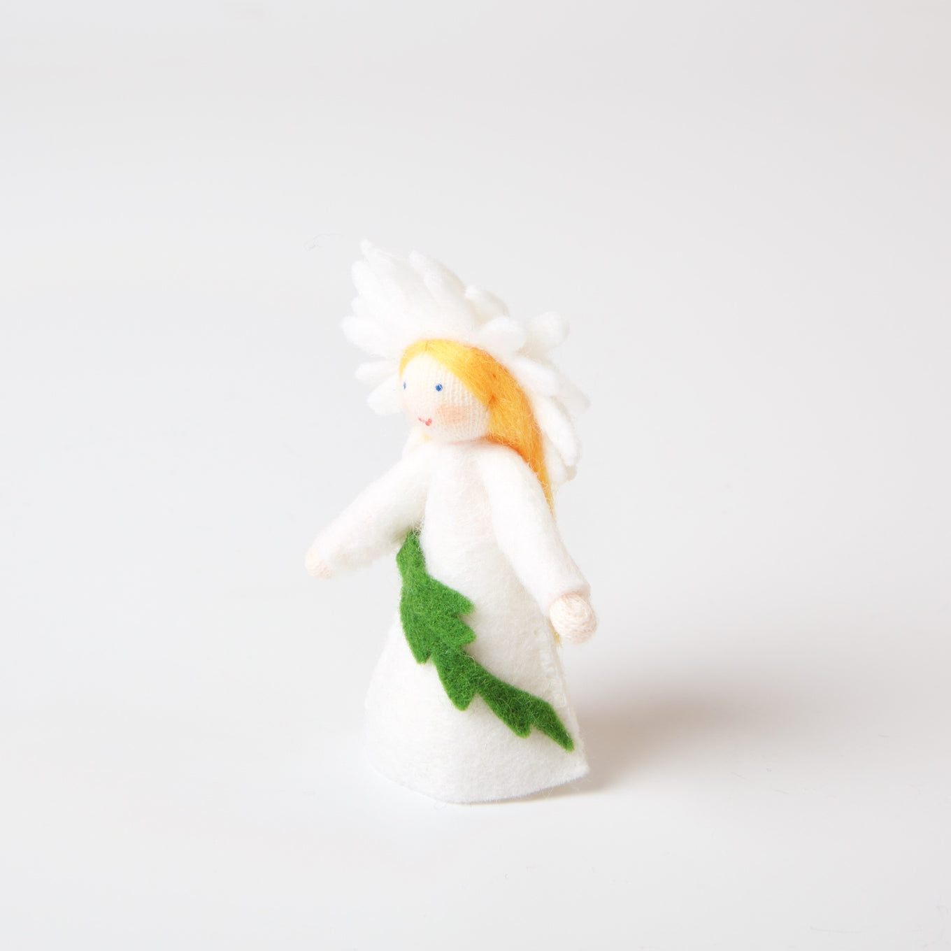 Flower Fairy With Flower On Head | Marguerite