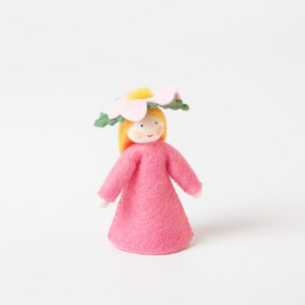 Sweet Briar Flower Fairy With Flower On Head | Conscious Craft