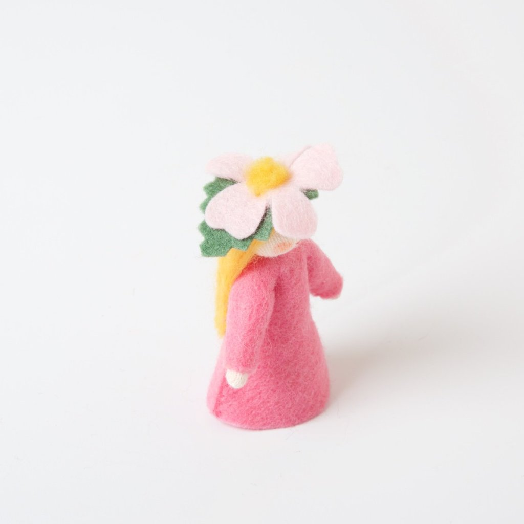 Flower Fairy with Flower on Head | Sweet Briar