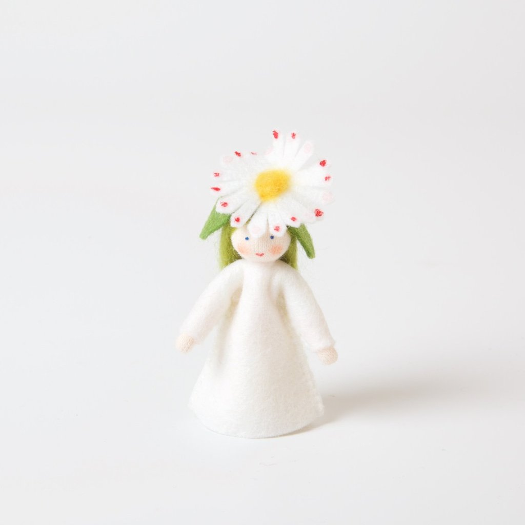 Flower Fairy With Flower On Head | Daisy