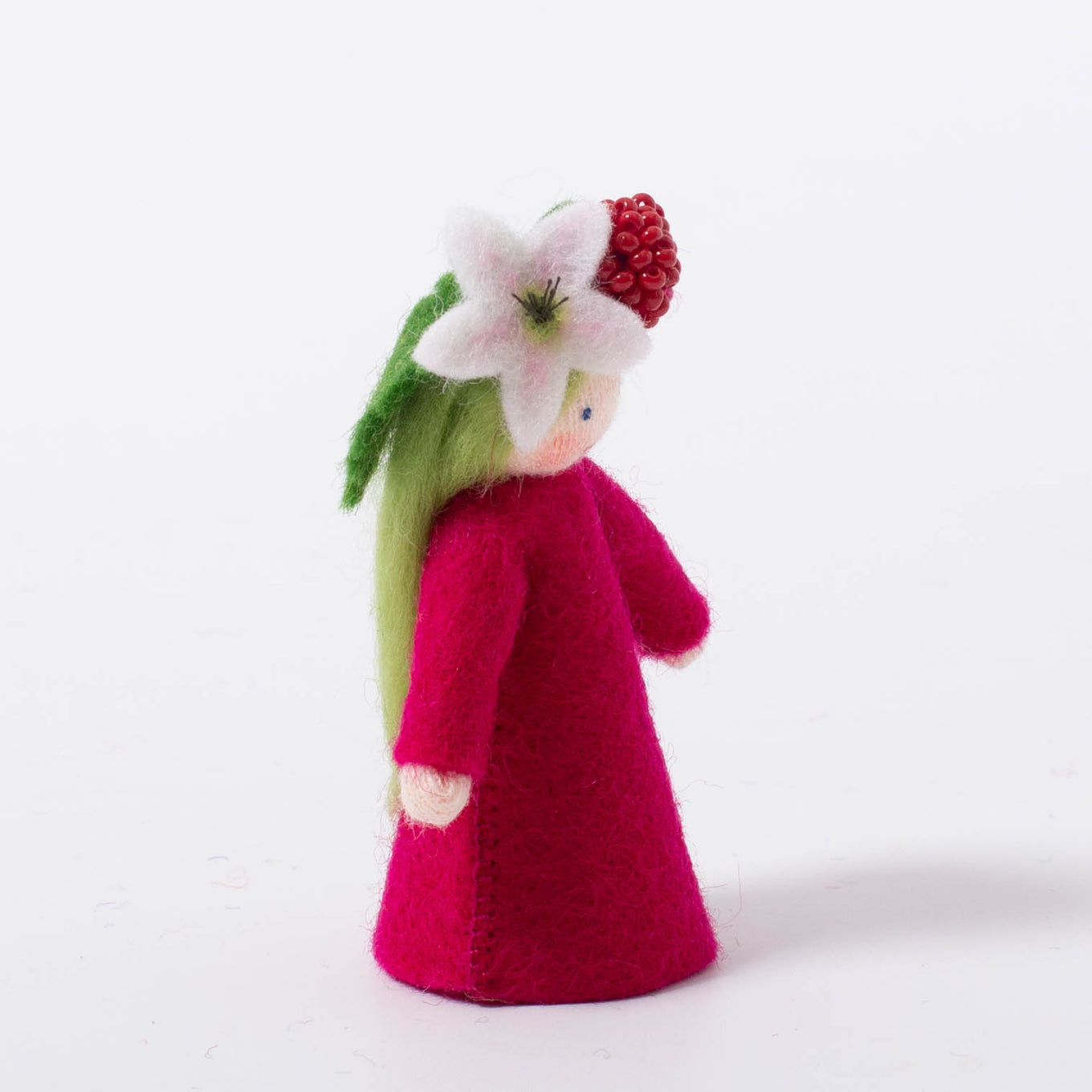 Flower Fairy Raspberry | Light Skin Tone