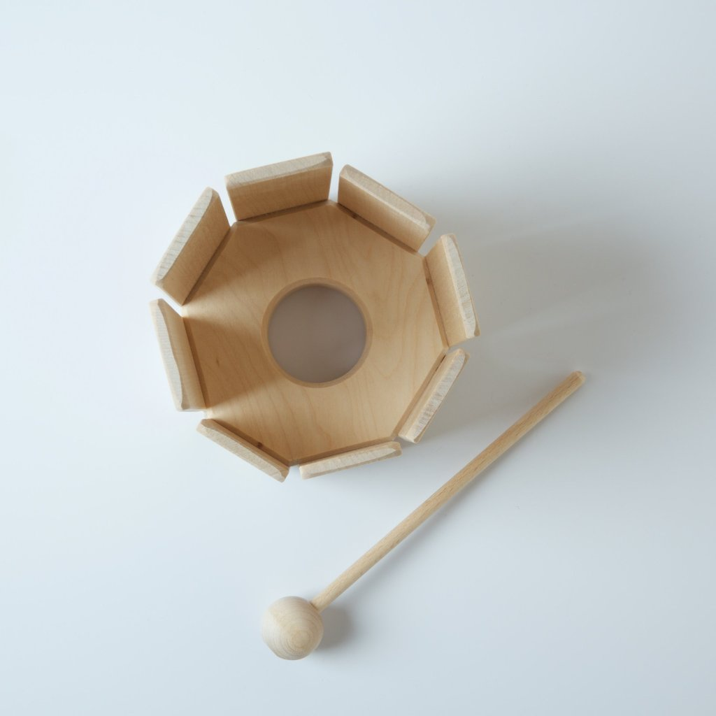 Stirring Xylophone with grip hole