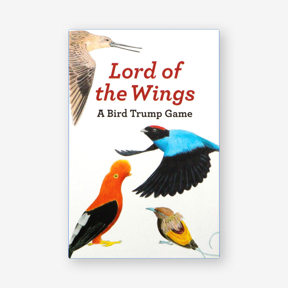 Lord of the Wings | A bird Trump Card Game