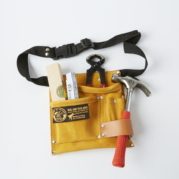 Kids at Work Toolbelt Kit from Conscious Craft