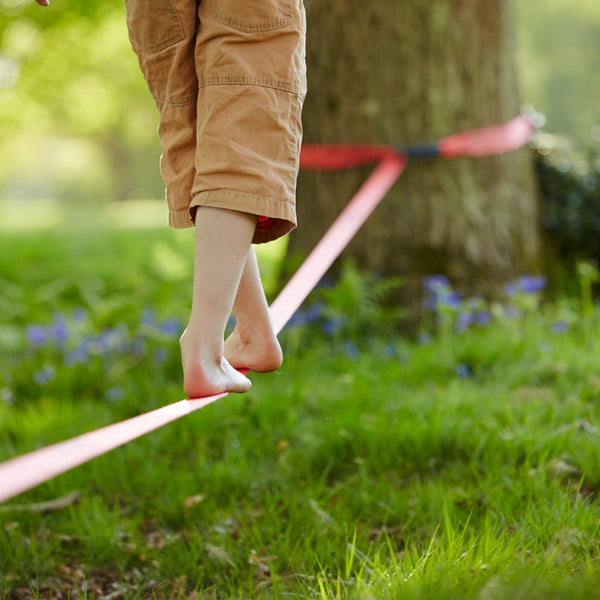 Kids at Work Slackline from Corvus