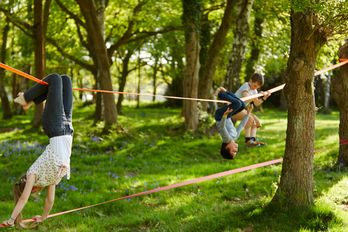 Slackline by Kids at Work