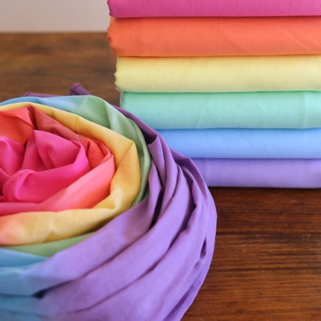 Cotton Play Cloth | Rainbow