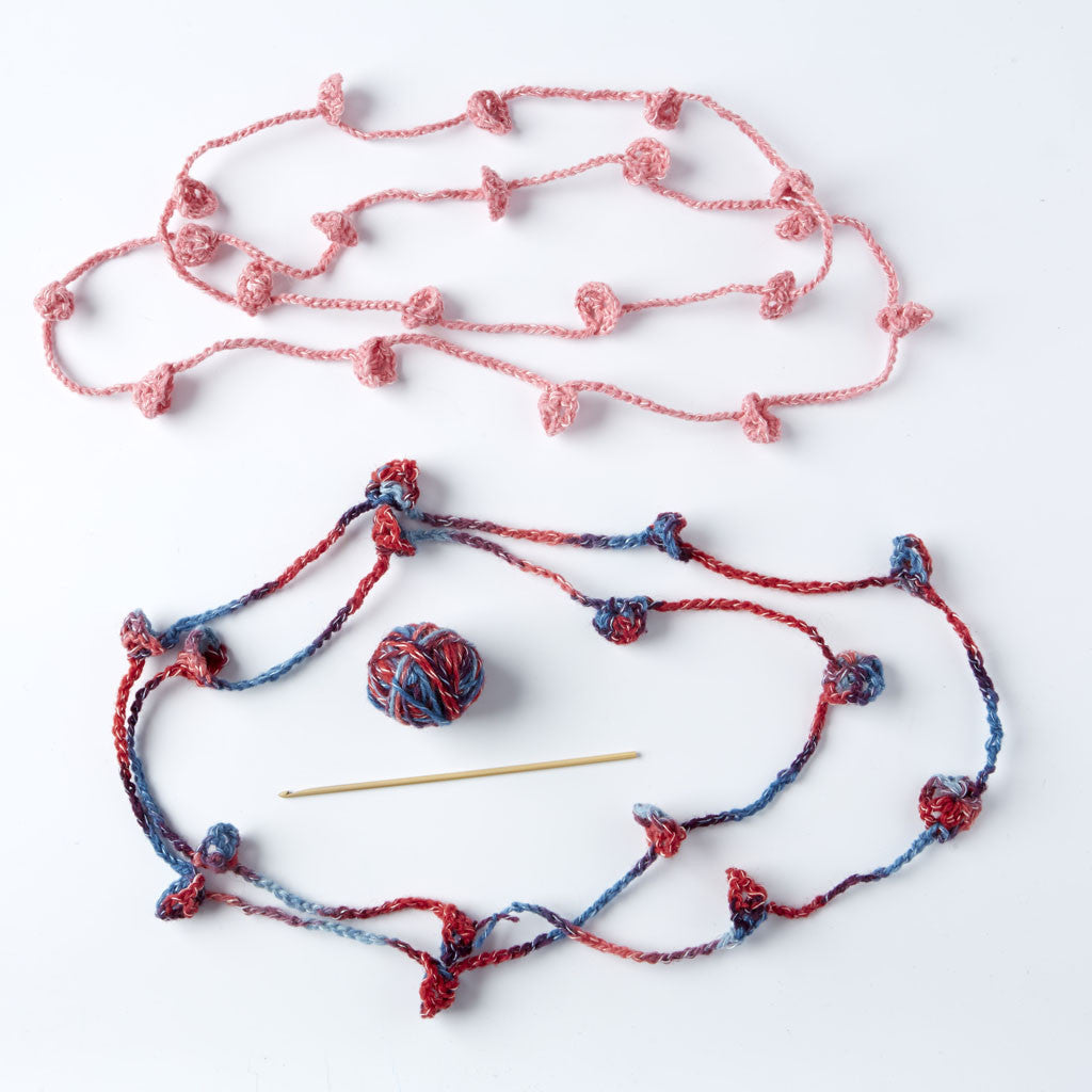 Crochet Necklace Kit