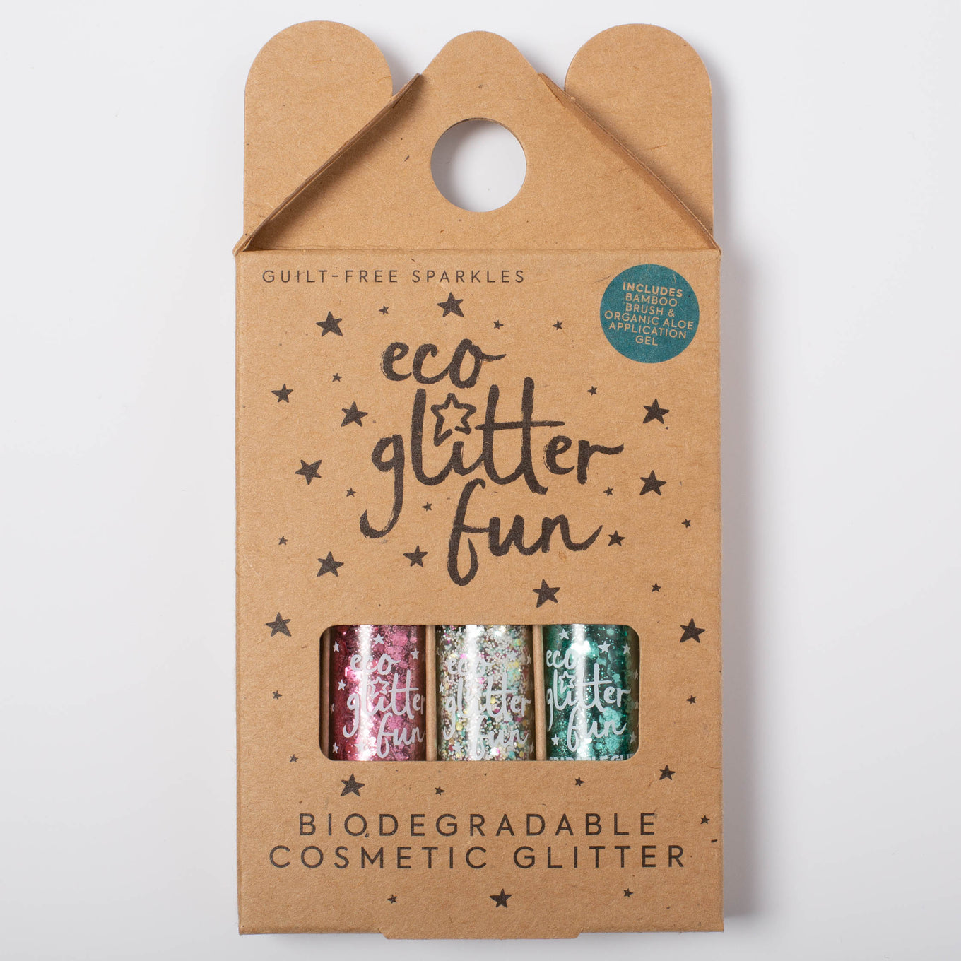 Eco Make-Up Glitter | Tutti Frutti