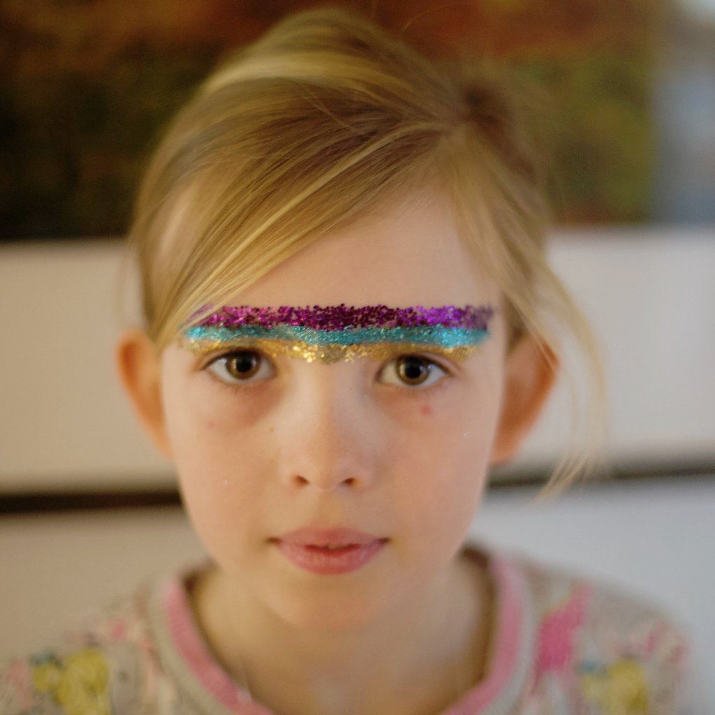 Eco Glitter Rainbow Set