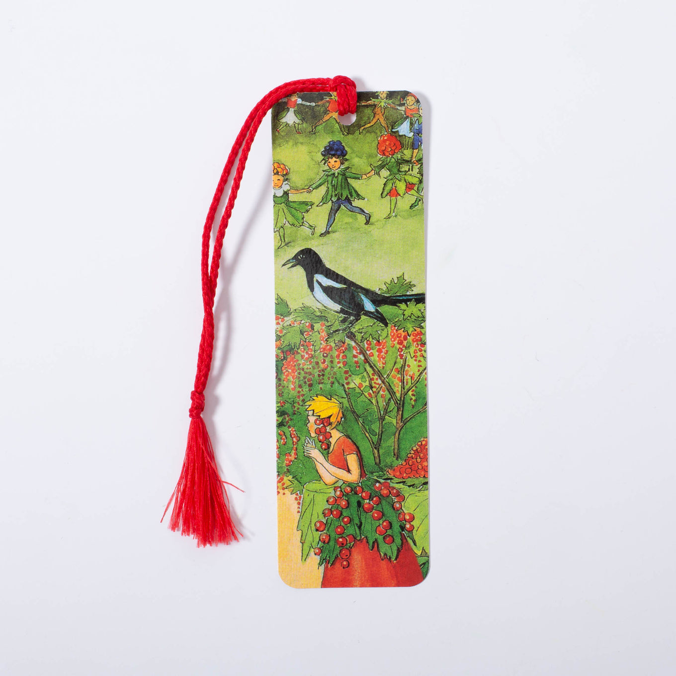 Elsa Beskow Bookmark | August