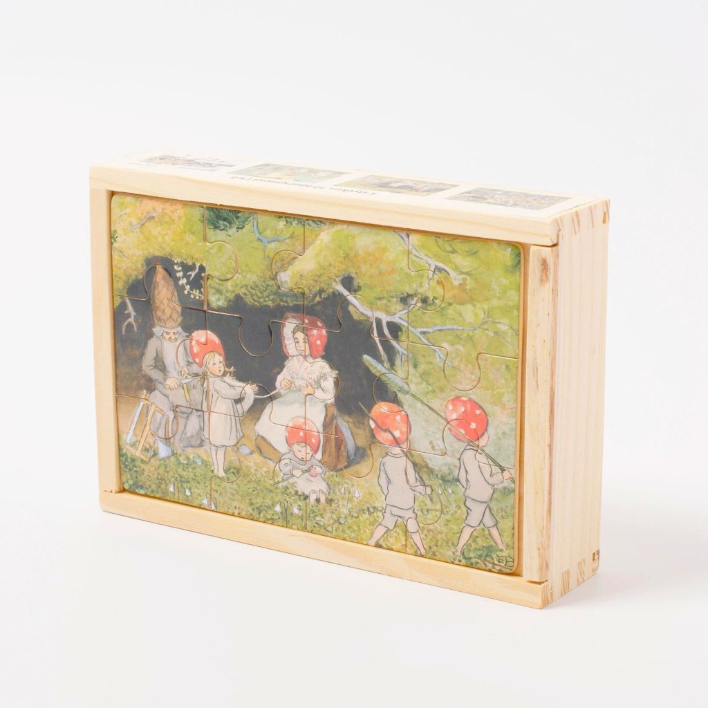 Children of the Forest | Boxed Puzzle