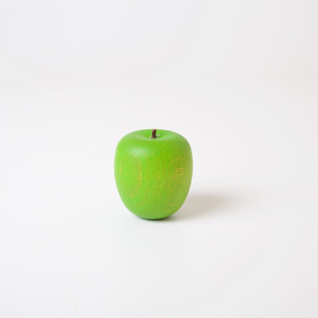 Wooden Fruit | Green Apple