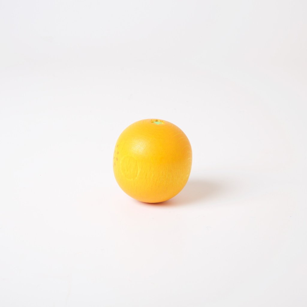 Wooden Fruit | Orange