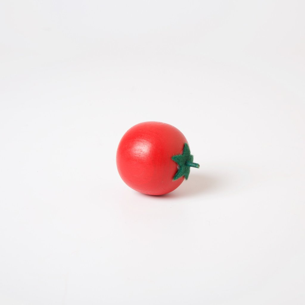 Wooden Vegetables | Tomato