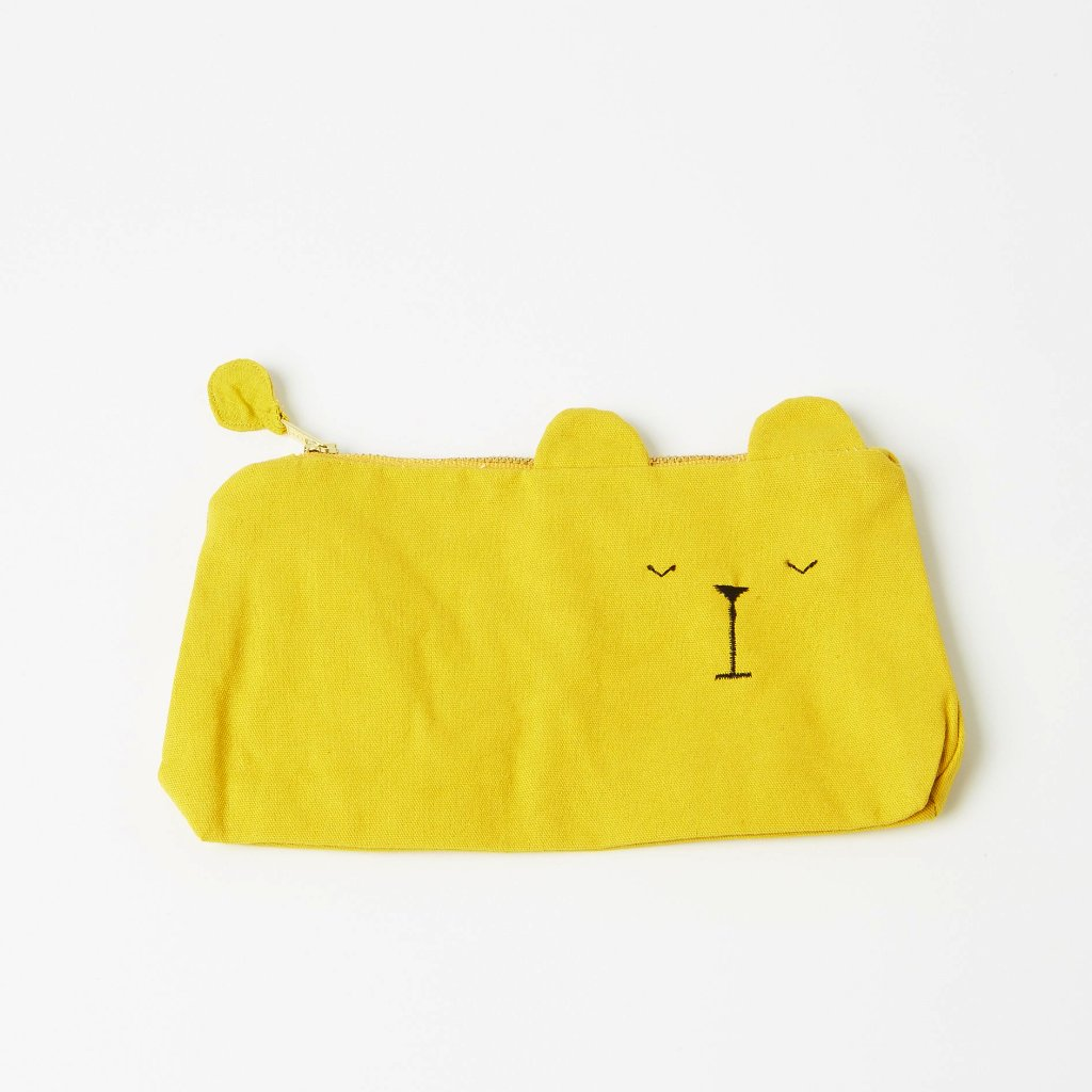 Fabelab Lazy Bear Pencil Case