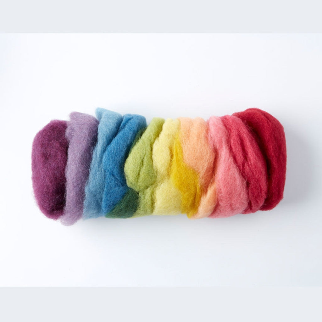Organic Felting Wool