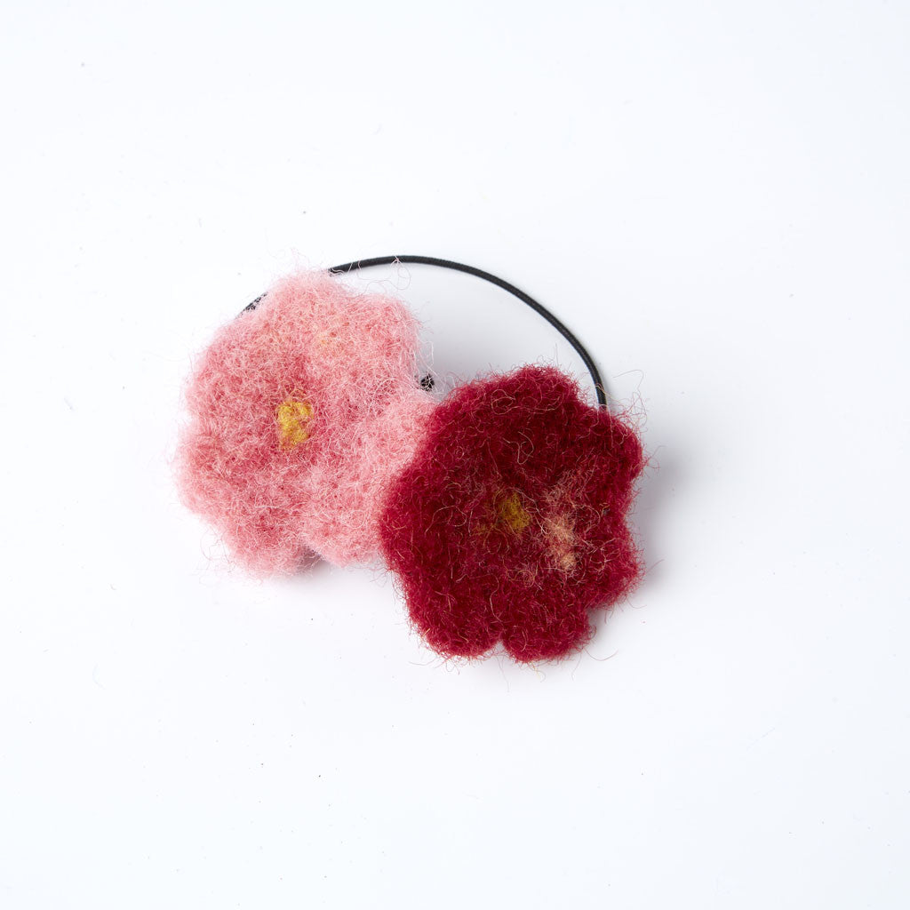 Needle Felting Kit | Blossom Hair Band