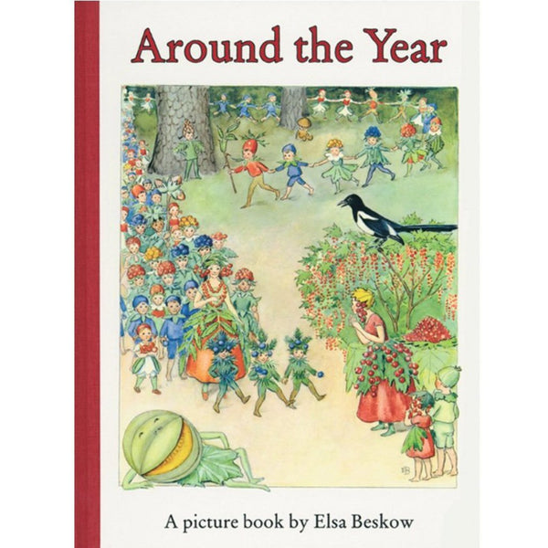 Around The Year Elsa Beskow | Conscious Craft