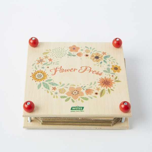 Flower Press from Conscious Craft