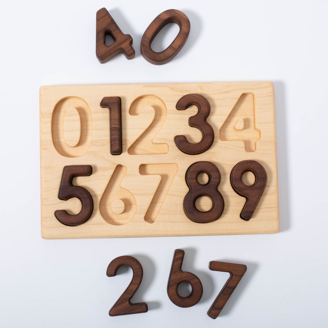 0-9 Number Puzzle