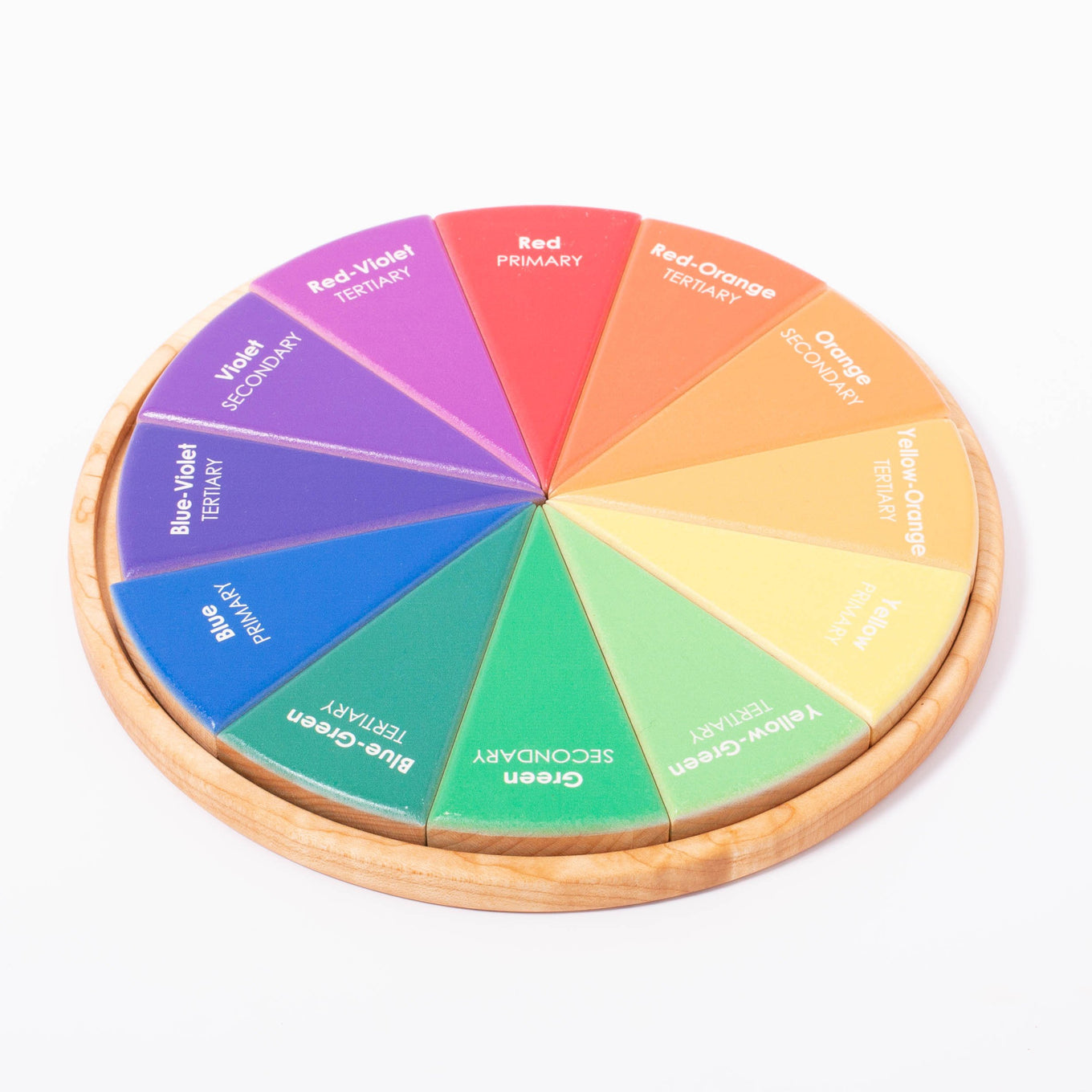 Colour Wheel Puzzle | 12 Pieces