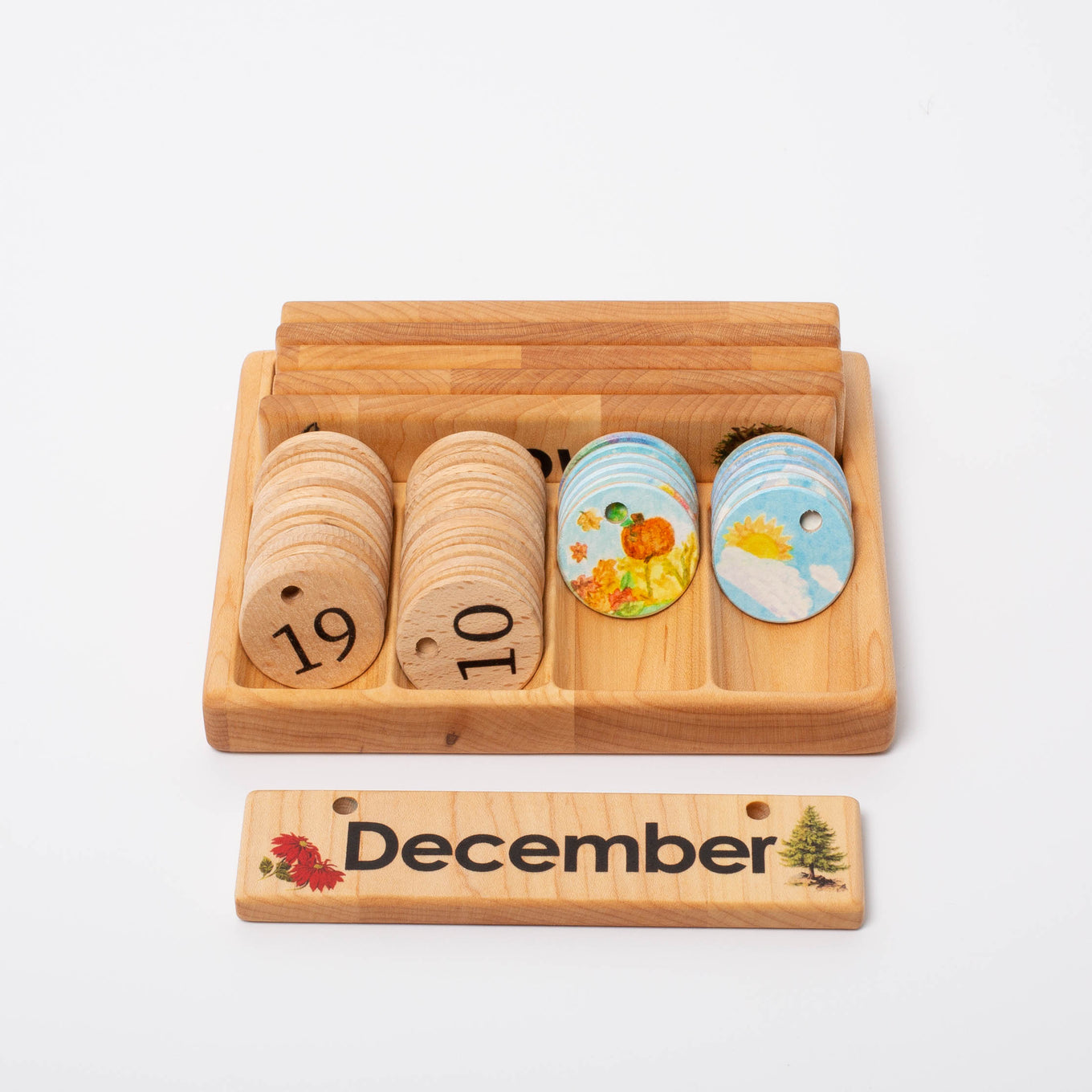 Storage Box for Perpetual Calendar