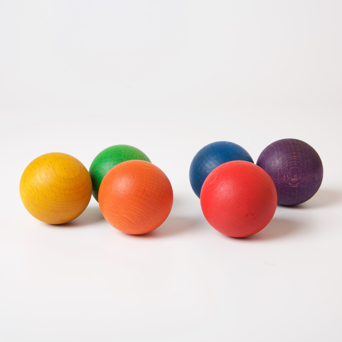 6 Coloured Balls