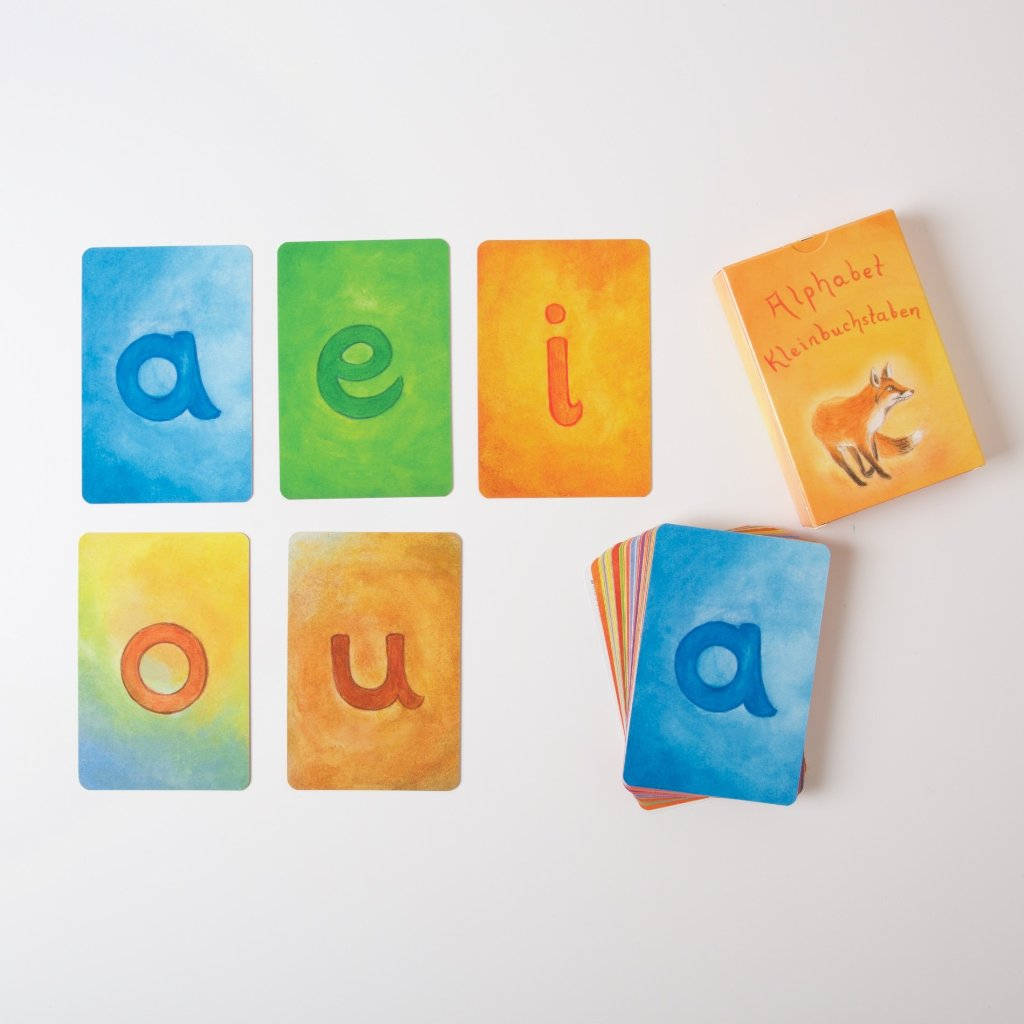 Alphabet Cards | Supplementary Set