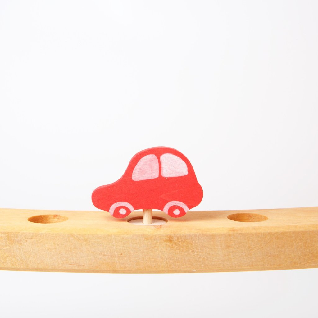 Car Red | Decorative Figure