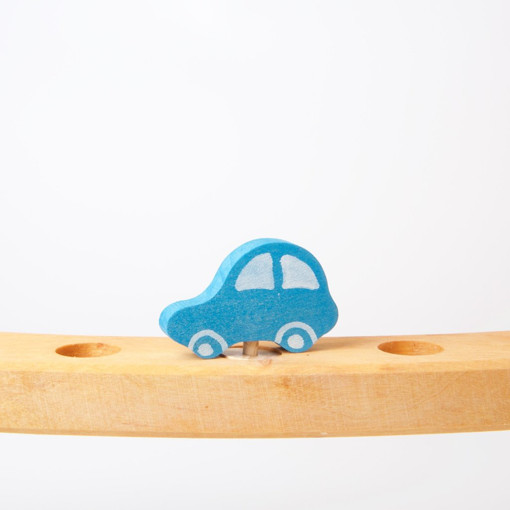 Car Blue | Decorative Figure