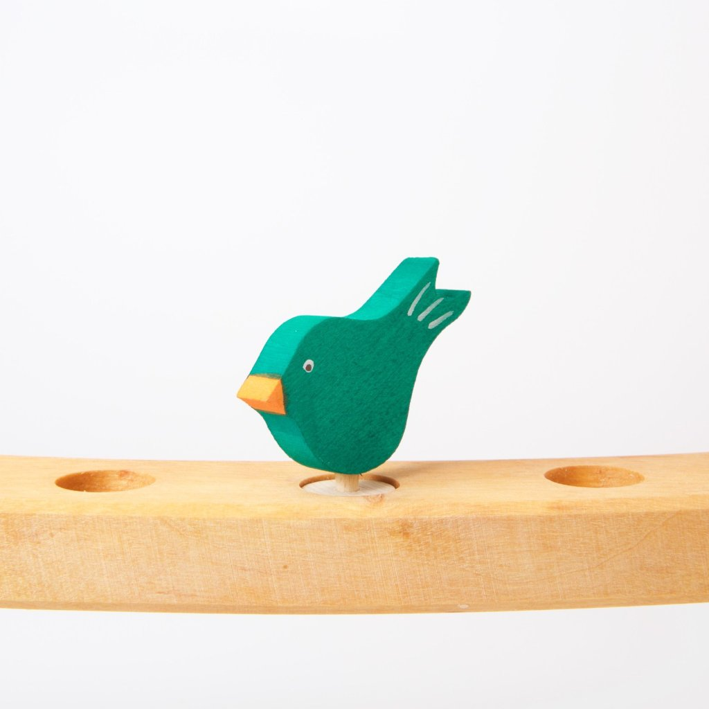 Pecking Bird | Decorative Figure