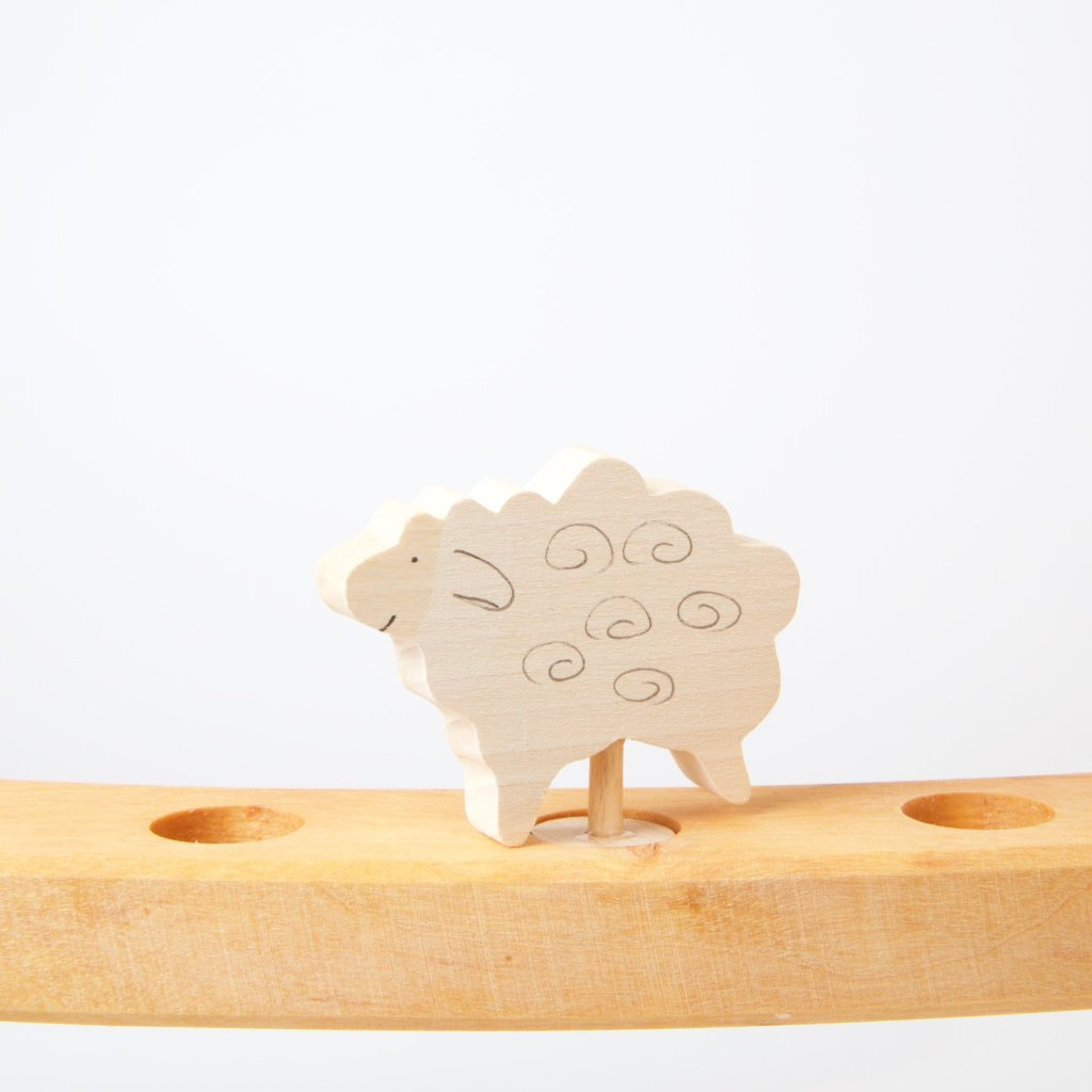 Sheep Standing | Decorative Figure