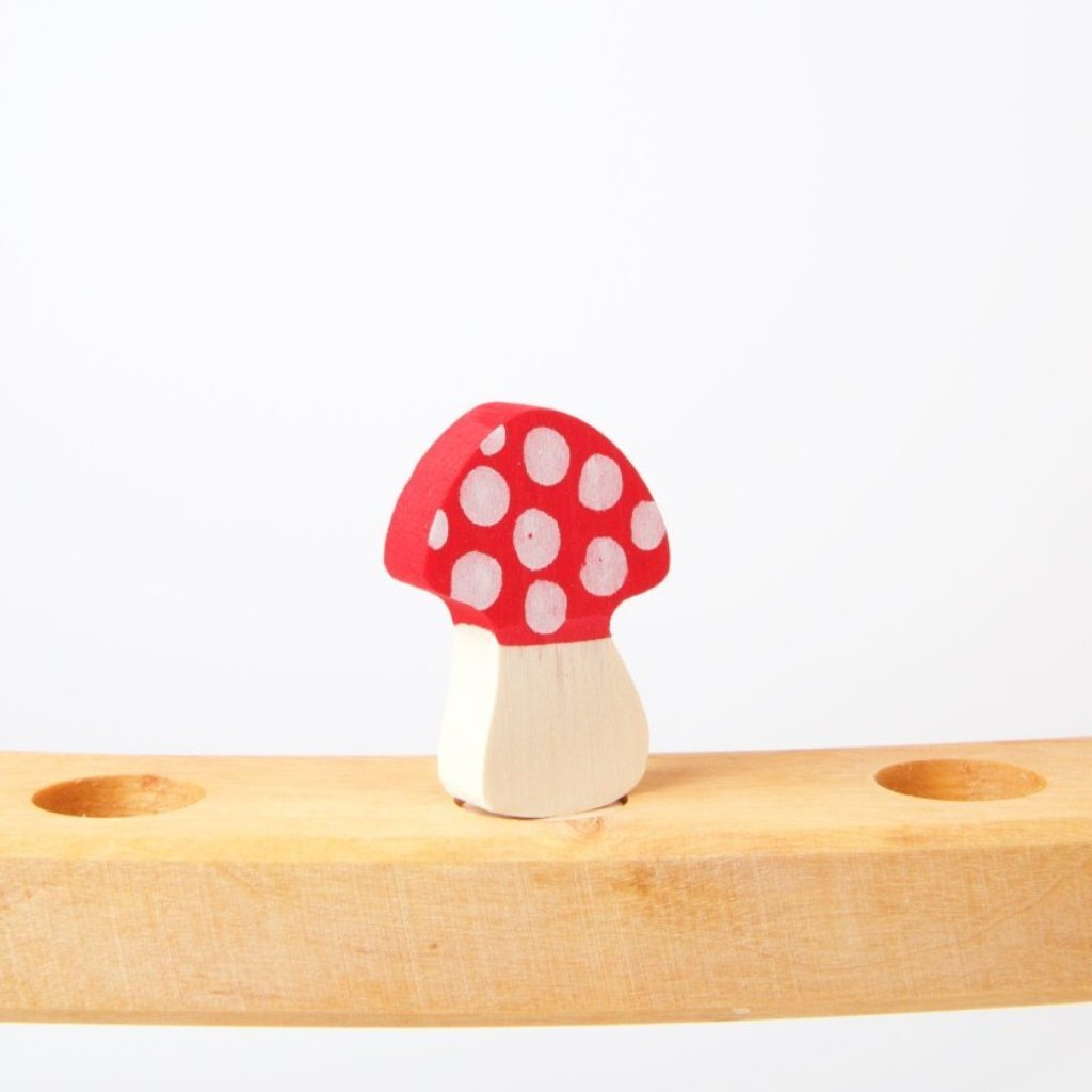 Fly Agaric Mushroom | Decorative Figure