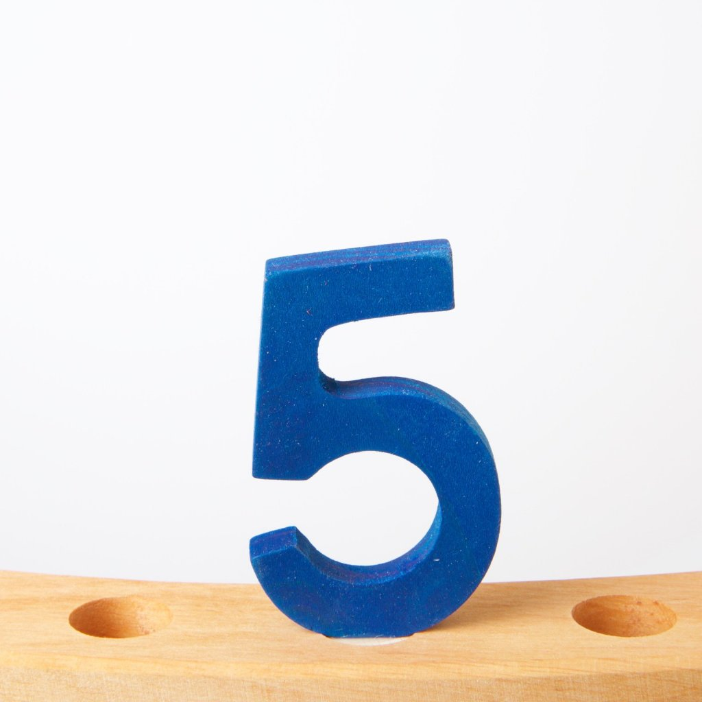 5 | Decorative Number